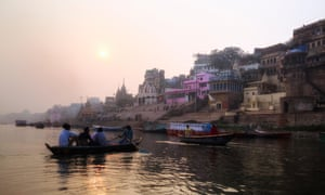 Levels of antibiotics in major rivers such as the Ganges are cause for alarm, says England's chief medical officer, Sally Davies.