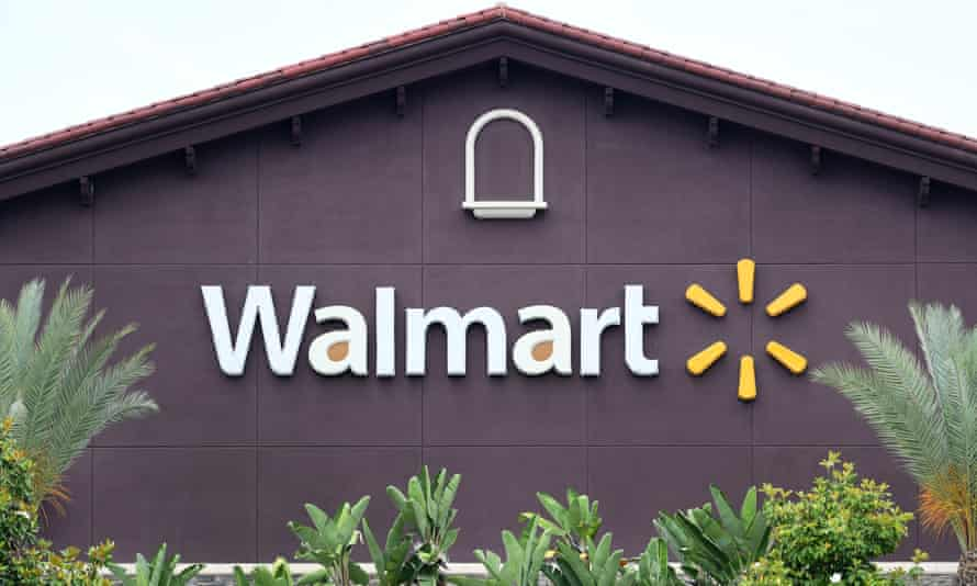 After initially announcing it would investigate the situation, Walmart later announced it will stop selling the items.