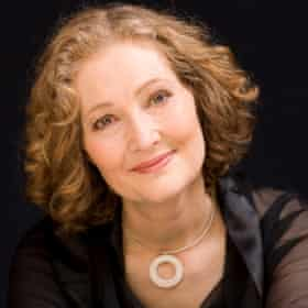 She has changed the sound of music... soprano Emma Kirkby
