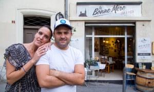 Pizzeria La Bonne Mère, Marseille , France. https://www.pizzeria-labonnemere.fr