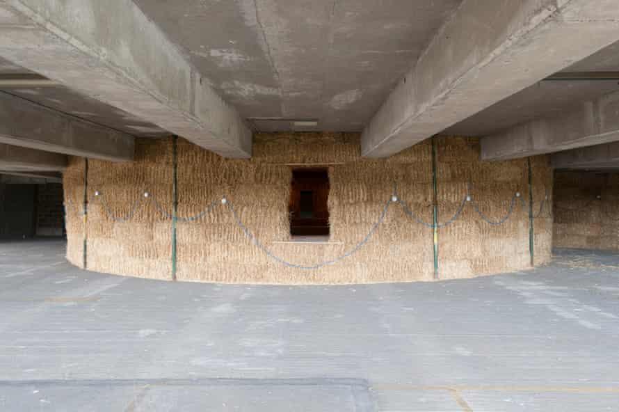 Practice Architecture's Straw auditorium.