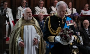 Charles (Tim Pigott-Smith) in King Charles III