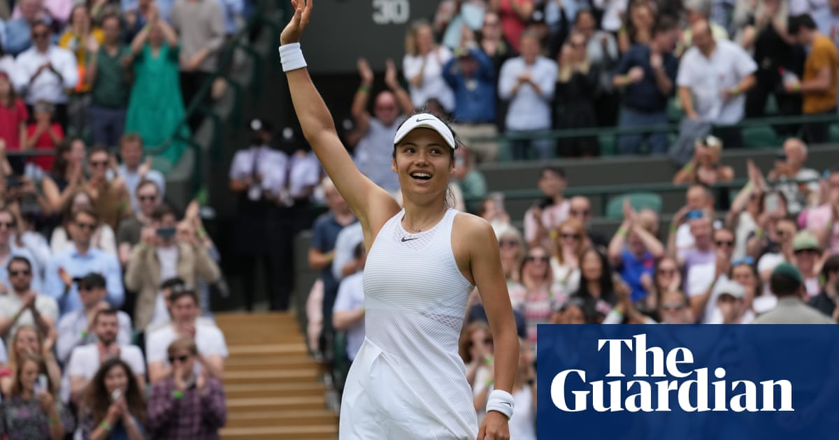 Wimbledon day six: Raducanu into fourth round, Federer wins, and Kyrgios retires – video highlights