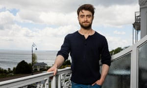 Amiable, self-effacing and even-handed ... Daniel Radcliffe