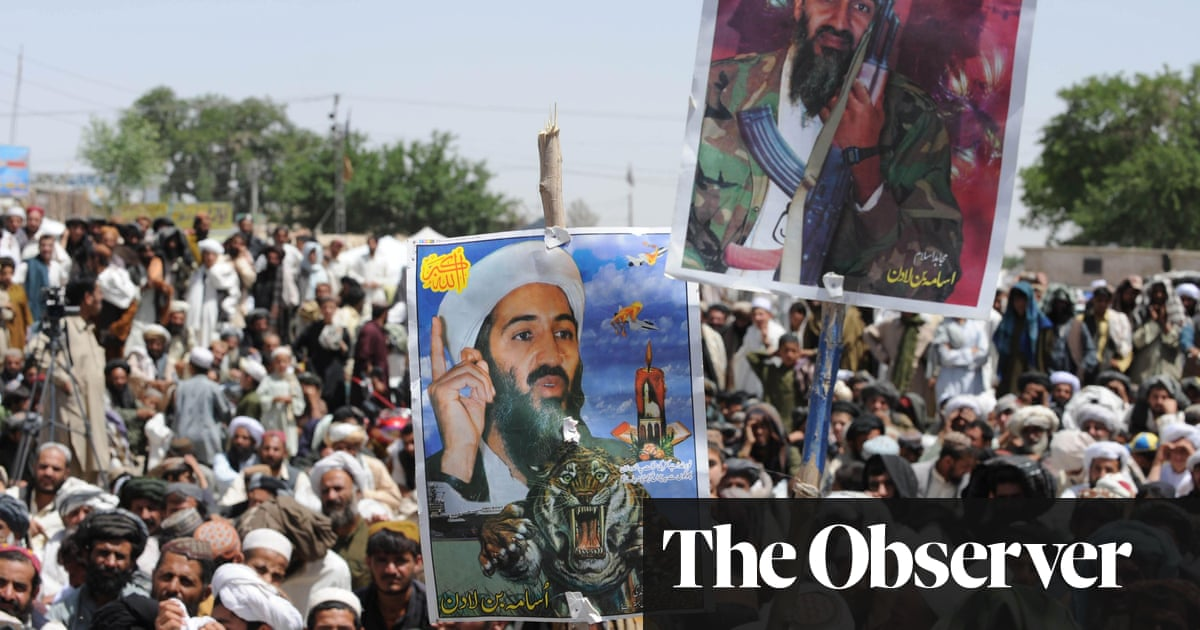The Killing Of Osama Bin Laden By Seymour M Hersh Review Books