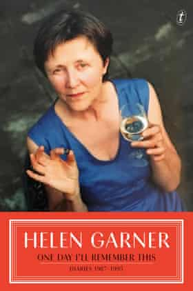 One Day I'll Remember This by Helen Garner cover image
