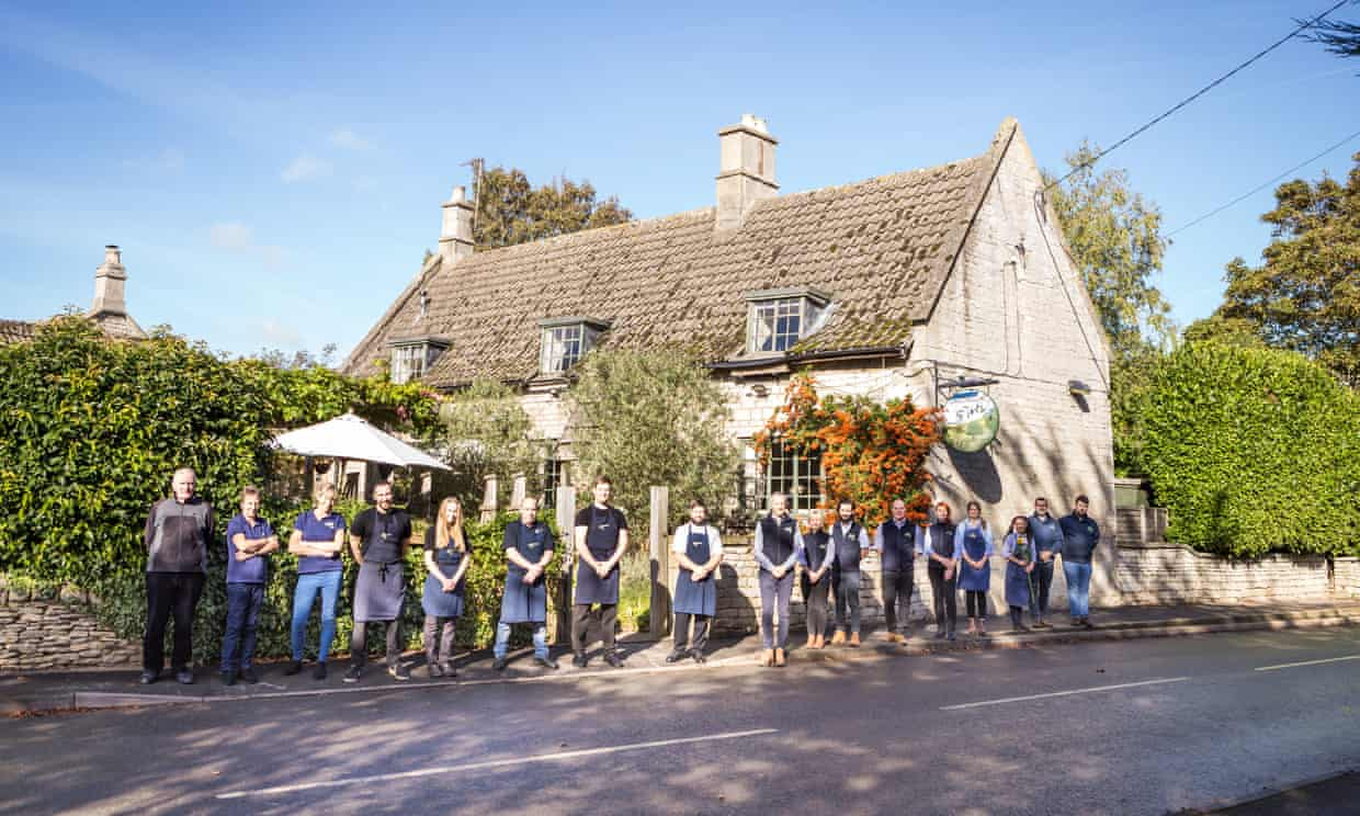 Rutland pub crowned UK's best faces 'worst December' due to Covid