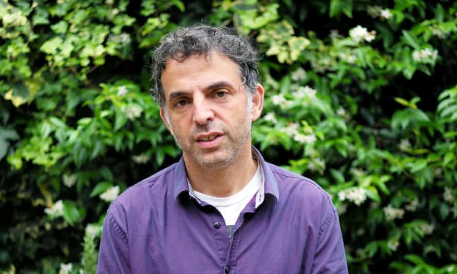 Israeli writer Etgar Keret