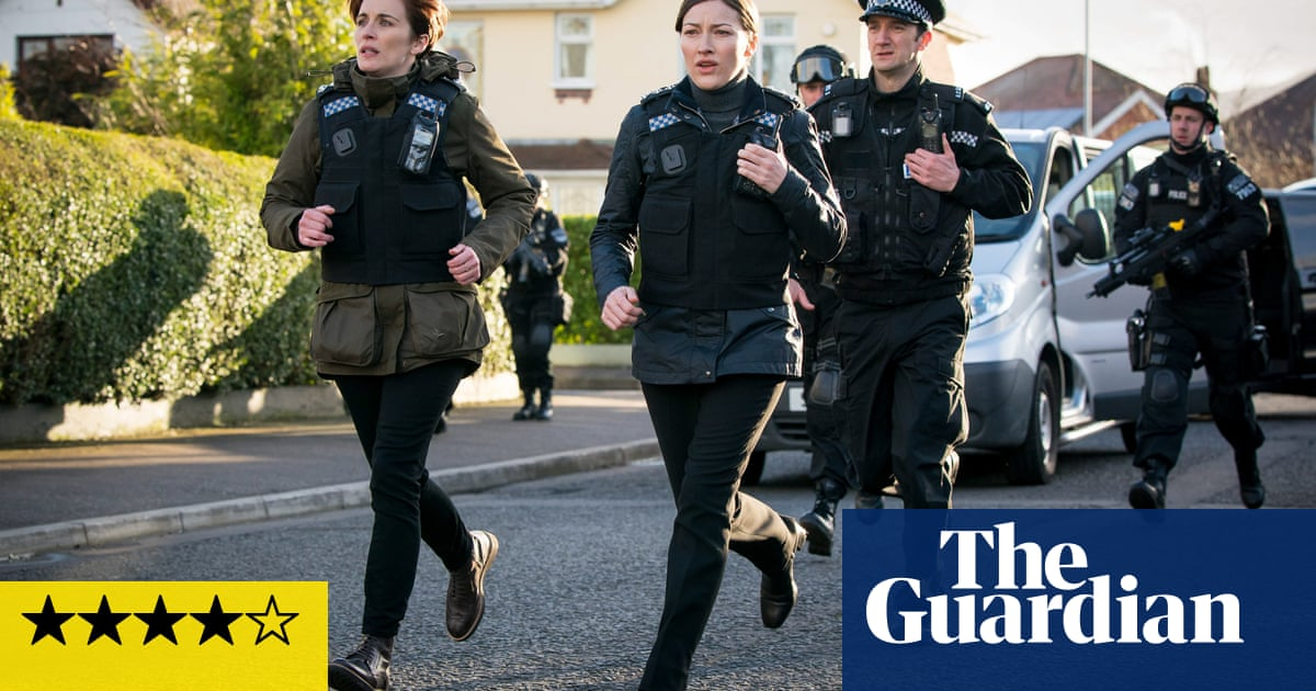 Line of Duty review – bent-copper bashers prepare to suck diesel