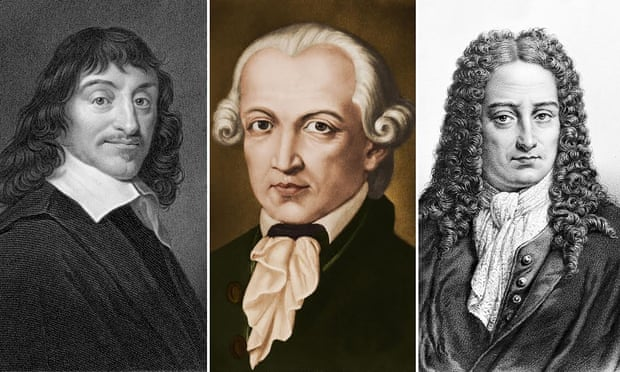 Who are your top 5 favorite philosophers and why?