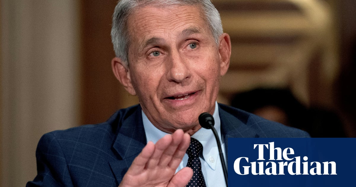 Vaccinated Americans can 'go out there and enjoy Halloween', says Fauci
