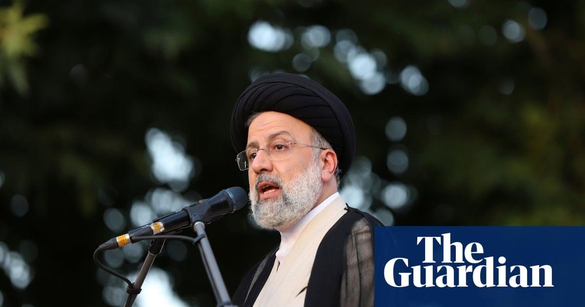 Iran hardliners fight to ensure Ebrahim Raisi wins presidential election