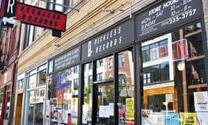 Chicago Reckless Records