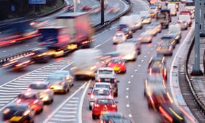 Technology could solve the unexplained traffic jam.