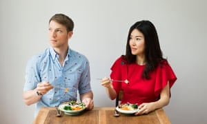 Jordan Bourke and Rejina Pyo, authors of Our Korean Kitchen.