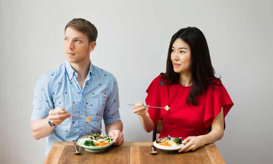 Jordan Bourke and Rejina Pyo, authors of Our Korean Kitchen.