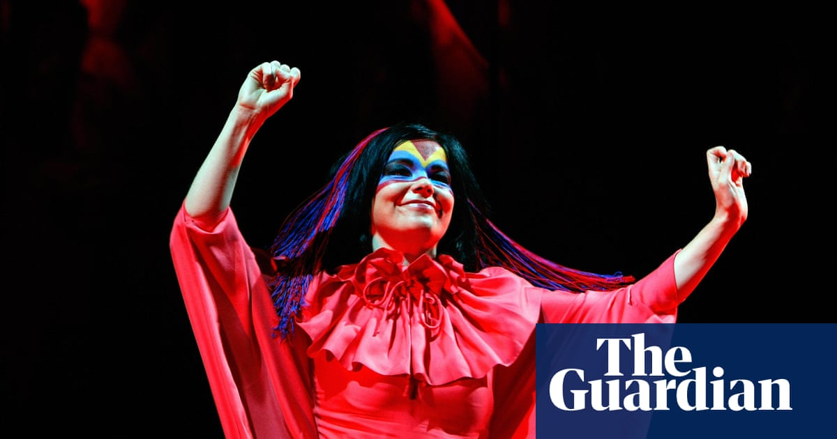 Björk: a glorious weirdo who taught me to be proud to be different