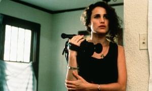 Andie MacDowell in sex, lies and videotape.