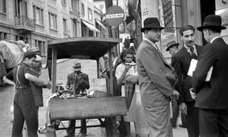 Boom town: São Paulo in the 1940s – in pictures
