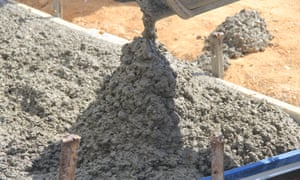 A PhD student at James Cook University has come up with concrete reinforced with recycled plastic.