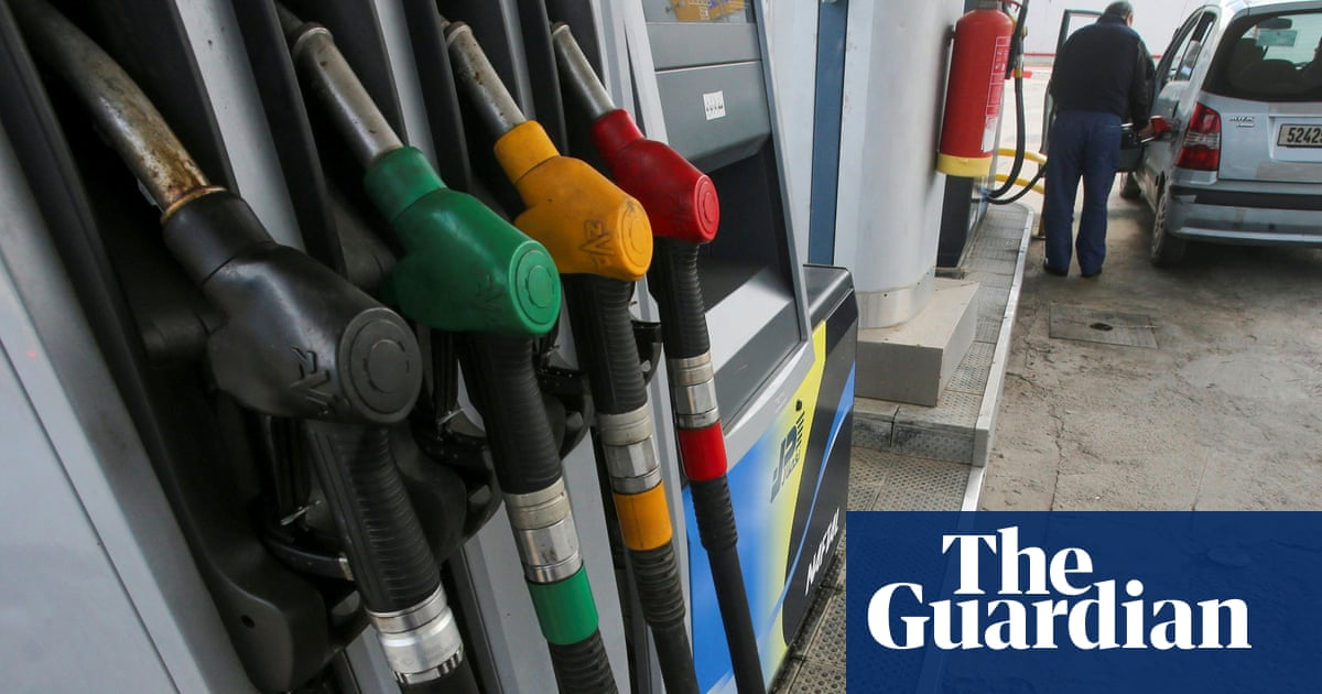 Leaded petrol era 'officially over' as Algeria ends pump sales