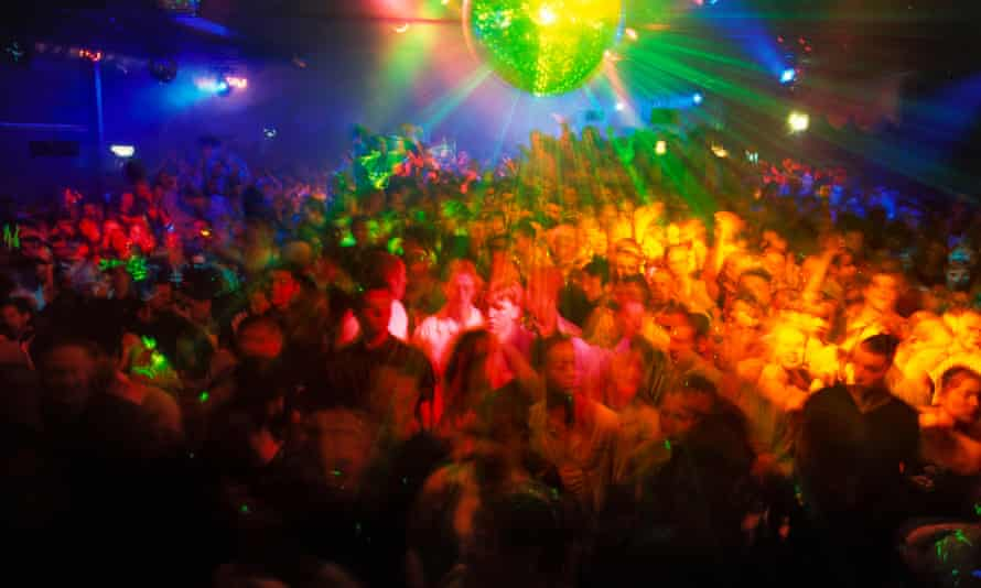 Undercover officers could patrol nightclubs.