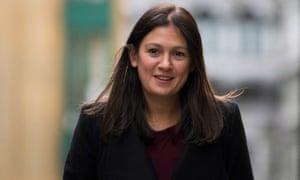Lisa Nandy MP.