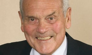 Reay Atkinson played a pivotal role in luring the car manufacturer Nissan to Sunderland in the 1980s