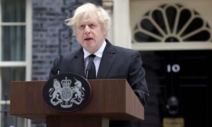 Boris Johnson pays tribute to Prince Philip's 'ethic of service'