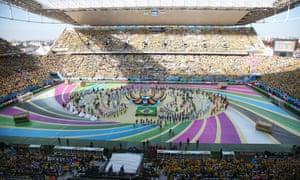 Arena de São Paulo, 2014 World Cup