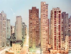 Hongkong, 2001, by Peter Bialobrzeski