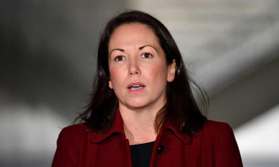 Victorian attorney general Jaclyn Symes