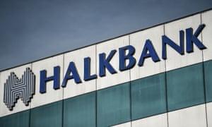 Mehmet Hakan Atilla is an executive at Halkbank.