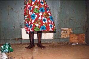 My Country No Home: Nancy Kidd, Garrwa One Camp by Miriam Charlie (2015)