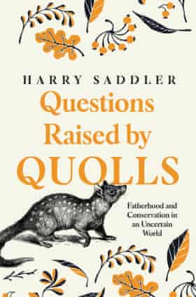 Cover image for Questions Raised by Quolls by Harry Saddler