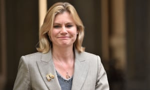 The proposals to speed up and de-medicalise the process of changing gender were unveiled at the weekend by Justine Greening.