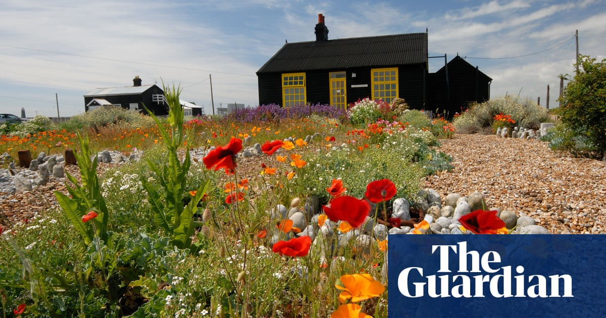 £3.5m crowdfunding campaign saves Derek Jarman's Kent home