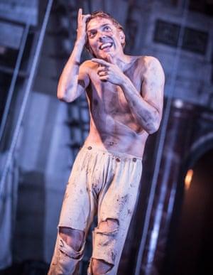 Joshua James as Edgar