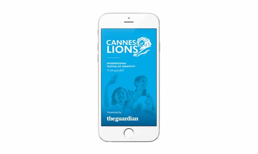 Cannes Lions App