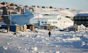 Temperatures in Iqaluit, Canada