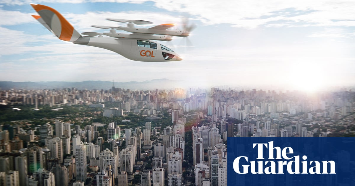 Could flying electric 'air taxis' help fix urban transportation?