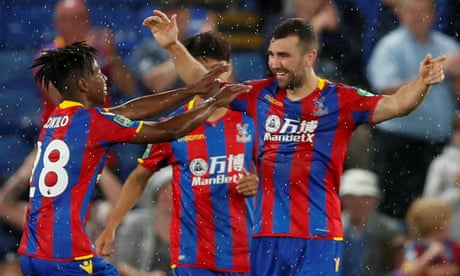 James McArthur breaks down Ipswich young blood to take Palace through
