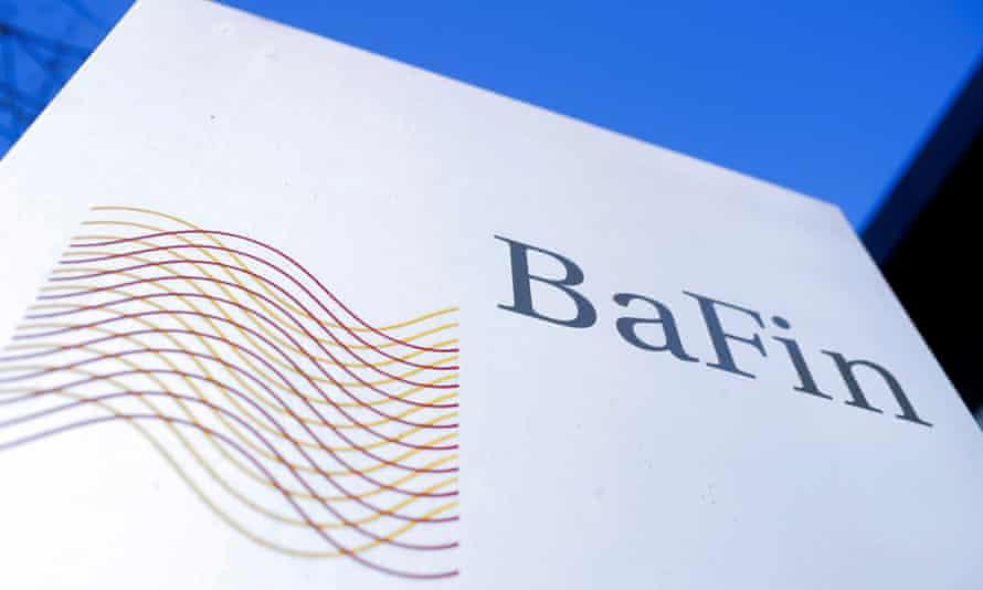 BaFin office in Bonn, Germany