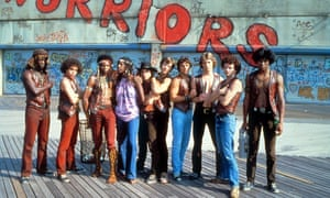 The Warriors was 'the all-encompassing Big Apple movie'