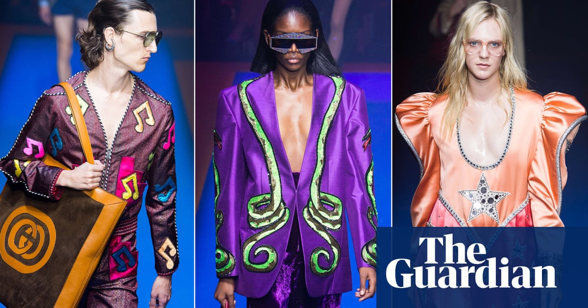 Why is Gucci on the up  Because of millennials (and Elton John ... 368dbee3ee2f