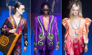 Elton John's influence is clear in Gucci's most recent collection.