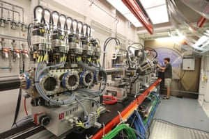 europe unveils world s most powerful x ray laser science the