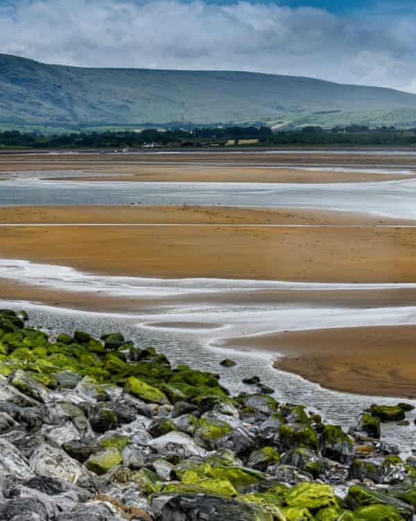 Strandhill Beach, Sligo Bay, Republic of Ireland.