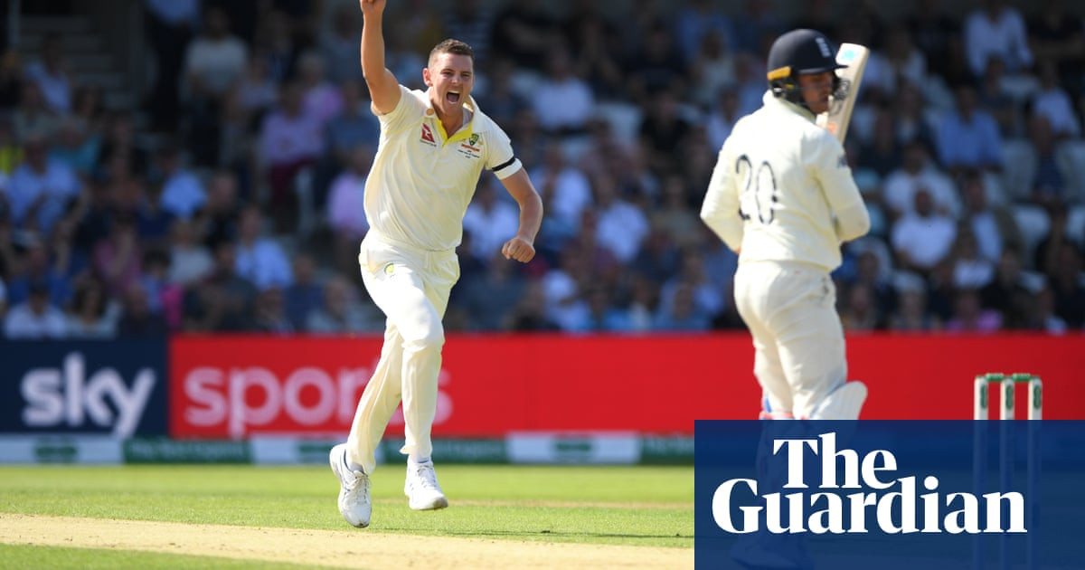 England's psychological scars will take time to heal, says Josh Hazlewood