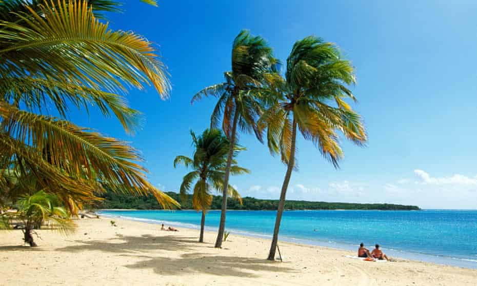 Vieques Island, Puerto Rico.